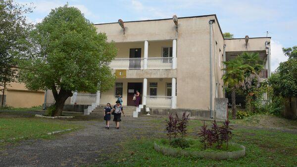 Здание культпросвет училища - Sputnik Абхазия