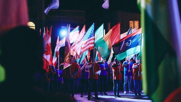 Международный молодежный образовательный форум Евразия - Sputnik Абхазия