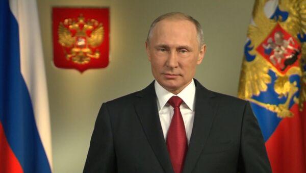 Голосуйте за Россию! – обращение Путина к гражданам РФ перед выборами - Sputnik Абхазия