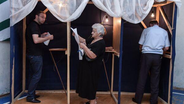 Выборы - Sputnik Абхазия