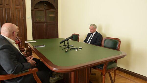 Хаджимба заявил, что права заключенных в Абхазии будут соблюдаться - Sputnik Абхазия