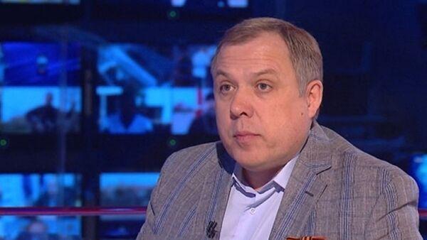 Директор Национального института развития современной идеологии Игорь Шатров - Sputnik Абхазия