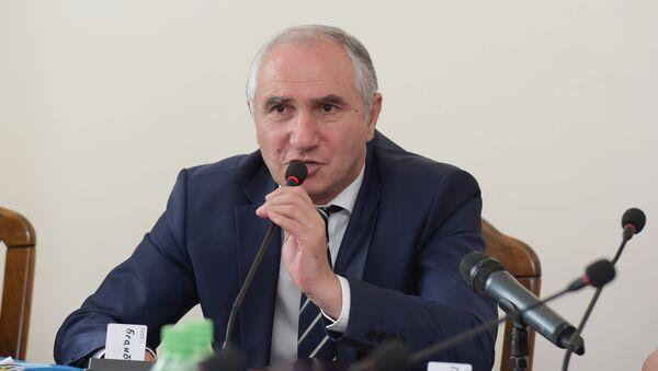 Валерий Бганба - Sputnik Абхазия