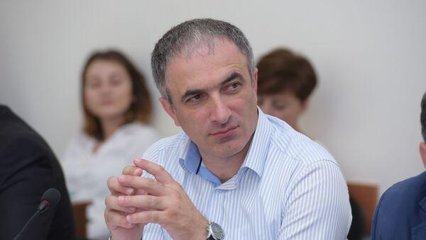Дмитрий Гунба - Sputnik Аҧсны