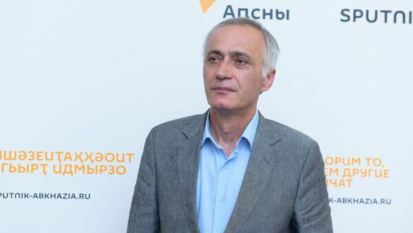 Роман Дбар - Sputnik Абхазия