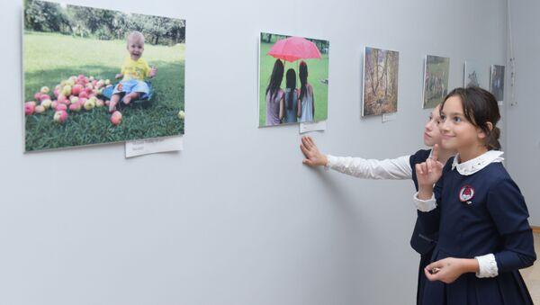 Фотовыставка - мир глазами детей - Sputnik Абхазия