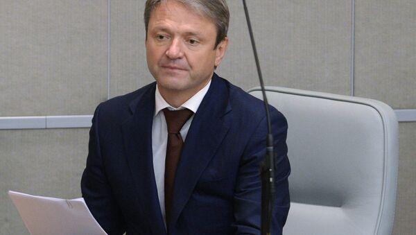 Архивное фото Министра сельского хозяйства РФ Александра Ткачева - Sputnik Абхазия