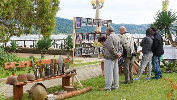 Арт фестиваль Прогулка по набережной - Sputnik Абхазия