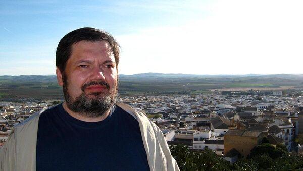 Политолог и журналист Григорий Меламедов - Sputnik Абхазия