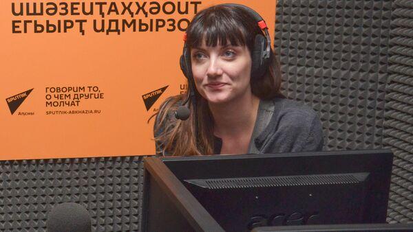 Наталья Петрова. - Sputnik Абхазия