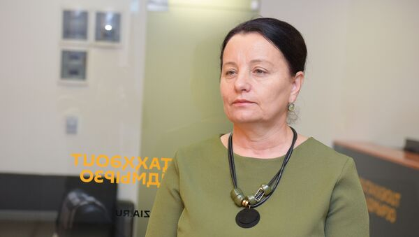 Екатерина Бебиа - Sputnik Аҧсны