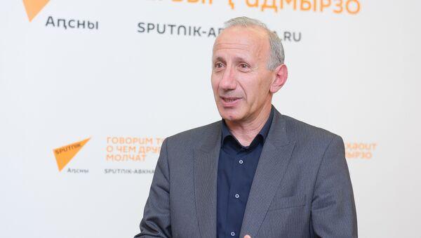 Руслан Хашиг - Sputnik Аҧсны