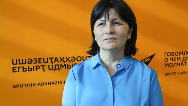 Щазина Джопуа - Sputnik Аҧсны