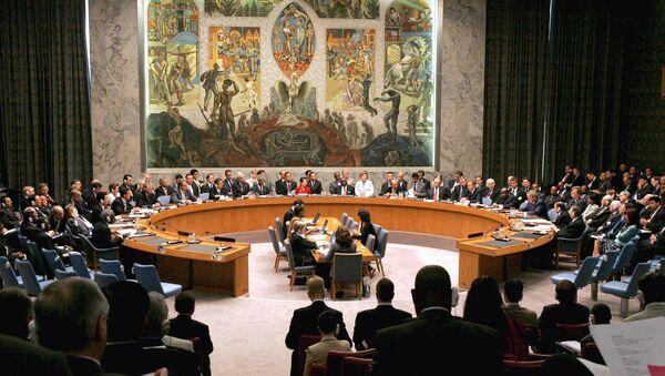 Архивное фото заседания Совета Безопасности ООН - Sputnik Абхазия
