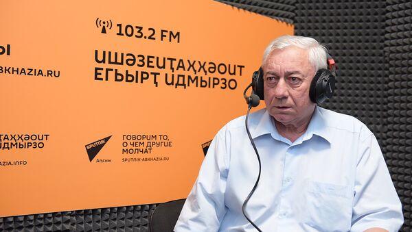 Валерий Авидзба. - Sputnik Абхазия