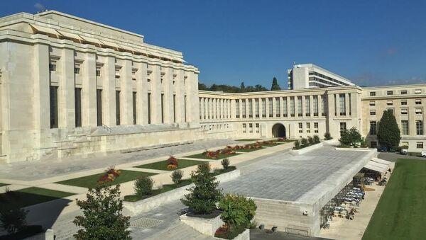 Делегация МИД Абхазии примет участие в 37-м раунде Женевских дискуссий - Sputnik Абхазия