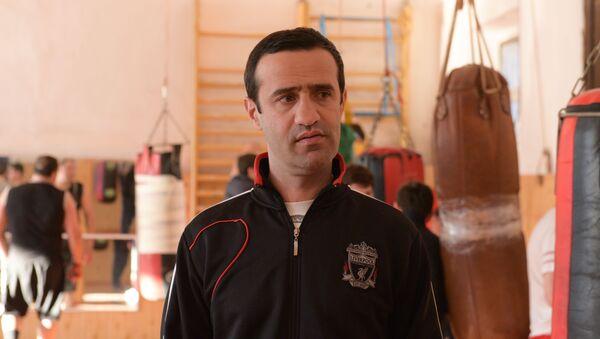 Тренер по боксу Алик Карди-оглы - Sputnik Абхазия