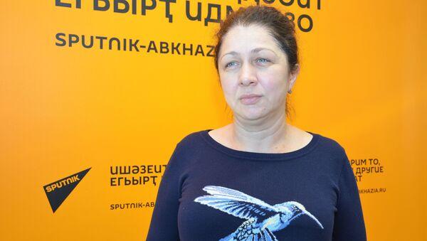 Анжела Арчелия - Sputnik Аҧсны
