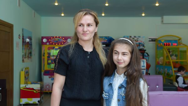 Ребенок АШАНА - Анела Лакашия - Sputnik Абхазия