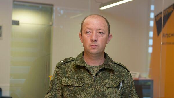 Роланд Джоджуа. - Sputnik Абхазия
