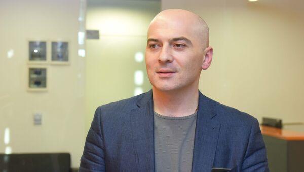 Георгий Воуба - Sputnik Абхазия