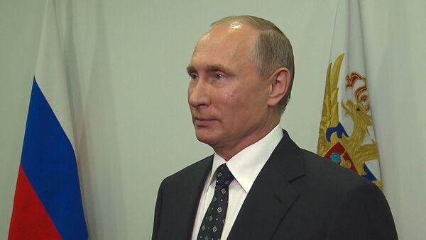 Путин объяснил, почему не состоялся его визит во Францию - Sputnik Абхазия