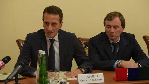 Олег Барциц рассказал о перспективах развития агрокомплекса Абхазии - Sputnik Абхазия
