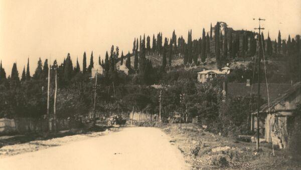 Генуэзский переулок - Sputnik Абхазия