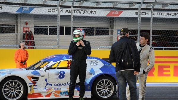Чемпионат России по автогонкам Mitjet 2 L - Sputnik Абхазия