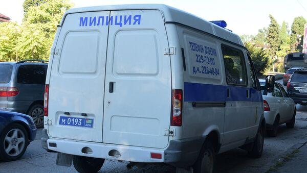 Милиция - Sputnik Аҧсны