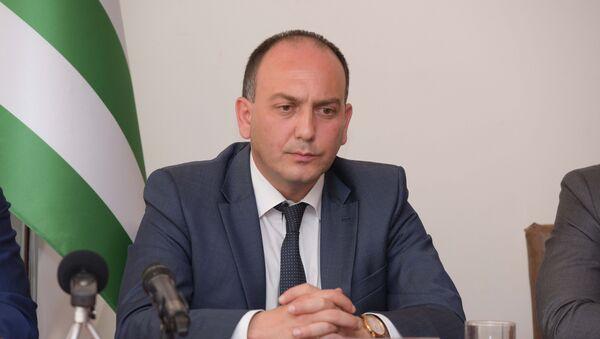 Глава МИД Даур Кове - Sputnik Абхазия