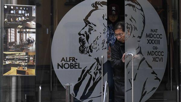 Нобель иԥхьахә алитературазы изауз рыӡбахә ҳәоуп - Sputnik Аҧсны