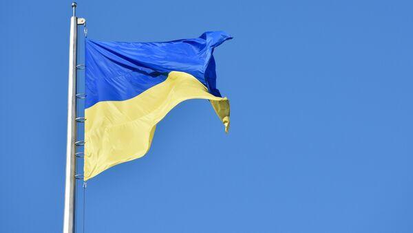 Архивное фото флага Украины - Sputnik Абхазия