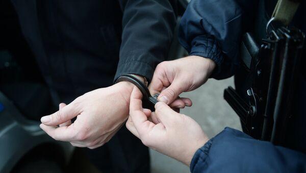 Работа вневедомственной охраны московской полиции - Sputnik Абхазия