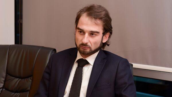 Дмитрий Гварамия - Sputnik Абхазия