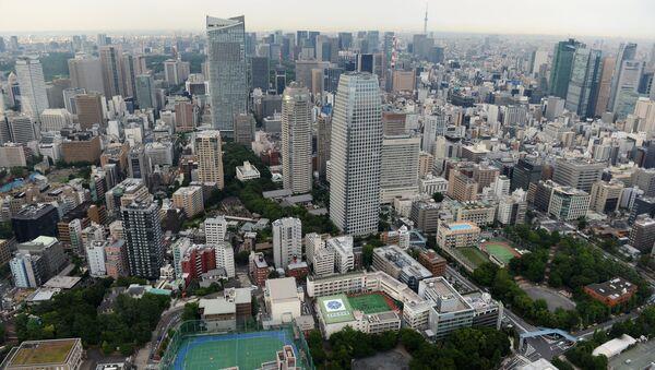 Архивное фото Токио - Sputnik Аҧсны