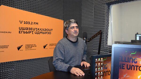 Алхас Манаргиа - Sputnik Аҧсны