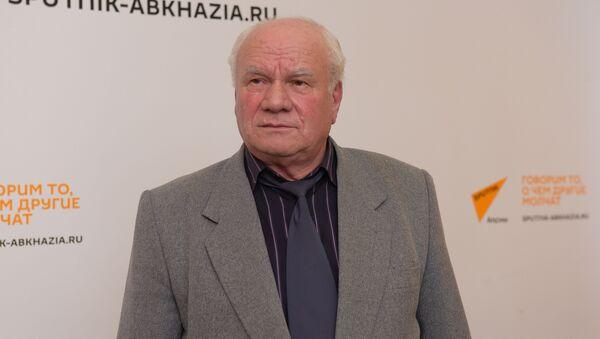 Даниил Убирия на радио Sputnik - Sputnik Абхазия
