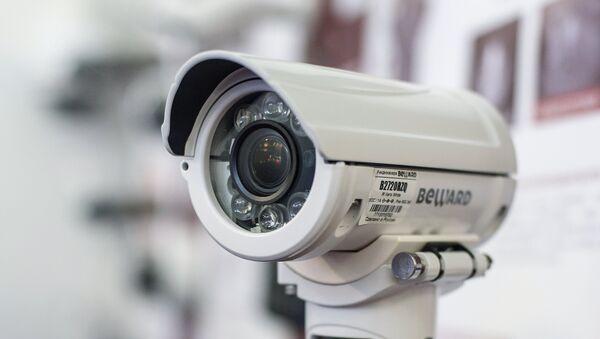 Камера видеонаблюдения - Sputnik Аҧсны
