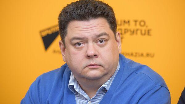 Андрей Сергеев - Sputnik Абхазия