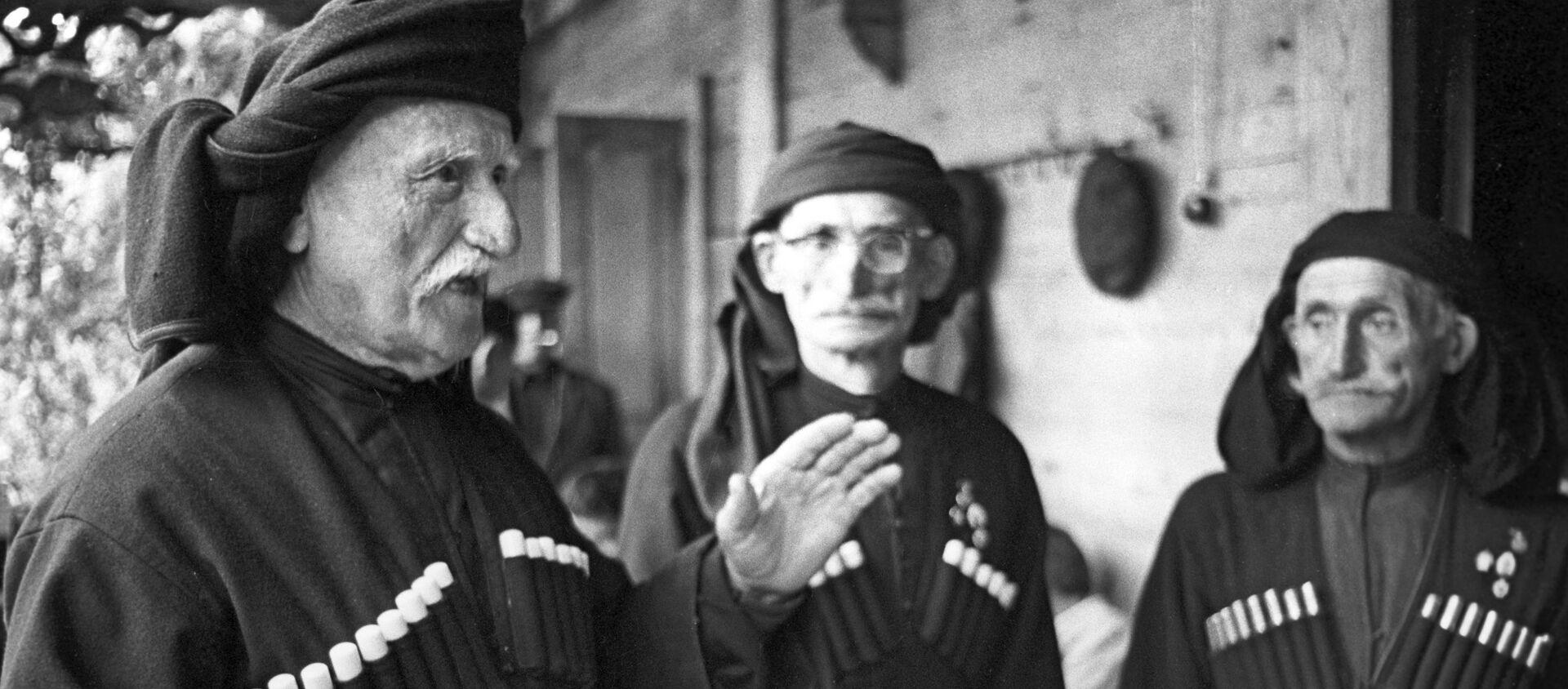 Долгожители из абхазского села Джгерда - Sputnik Аҧсны, 1920, 30.08.2020