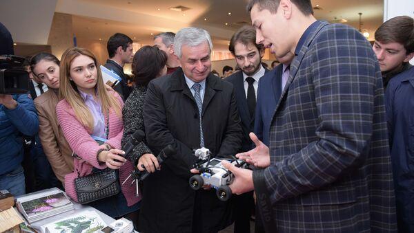 .Открытие первого образовательного салона - Sputnik Абхазия