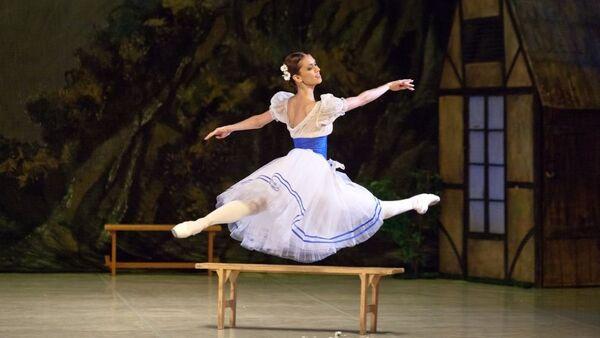 Выступление московского областного государственного театра Русский балет - Sputnik Абхазия