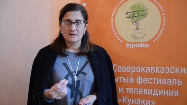 Манана Кокоскир рассказала о способах сохранения абхазского языка - Sputnik Абхазия
