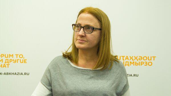Мзия Берзения - Sputnik Аҧсны