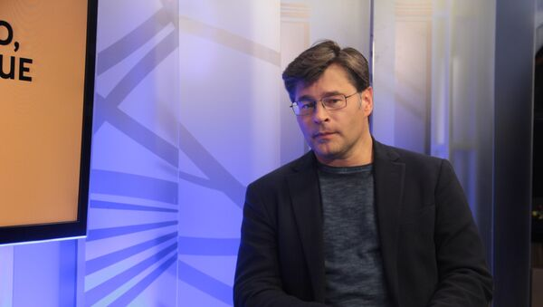 Алексей Мухин - Sputnik Абхазия