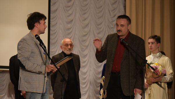 Церемония награждения фестиваля Кунаки. - Sputnik Абхазия