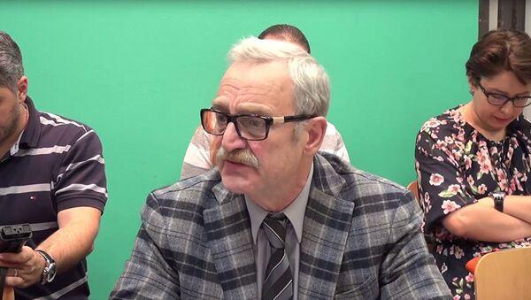 Руководитель отдела социальных проблем психического здоровья Центра имени Сербского Борис Положий - Sputnik Абхазия