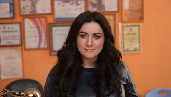 Мадина Барагунова - Sputnik Абхазия