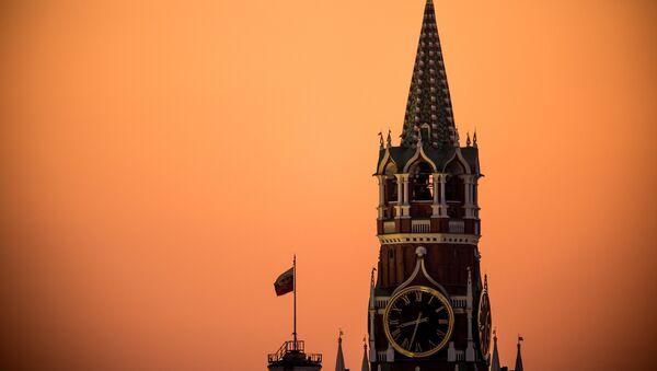 Спасская башня Московского Кремля. - Sputnik Абхазия
